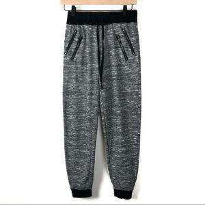 🦋Ci sono joggers gray with black size small